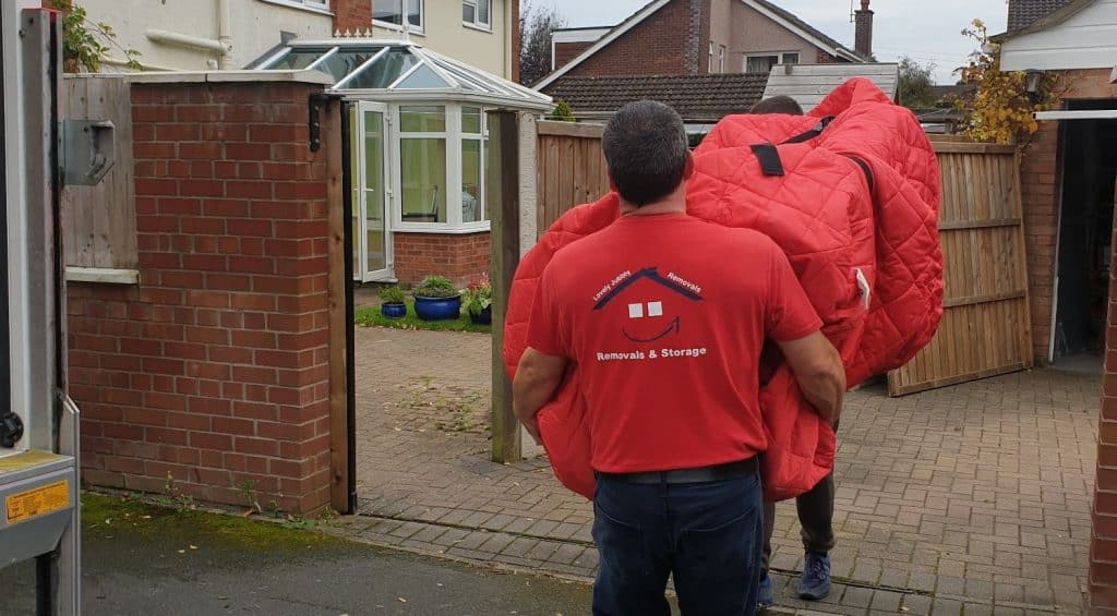 removal companies porters