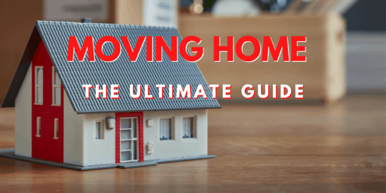 Your Ultimate Guide to Moving House